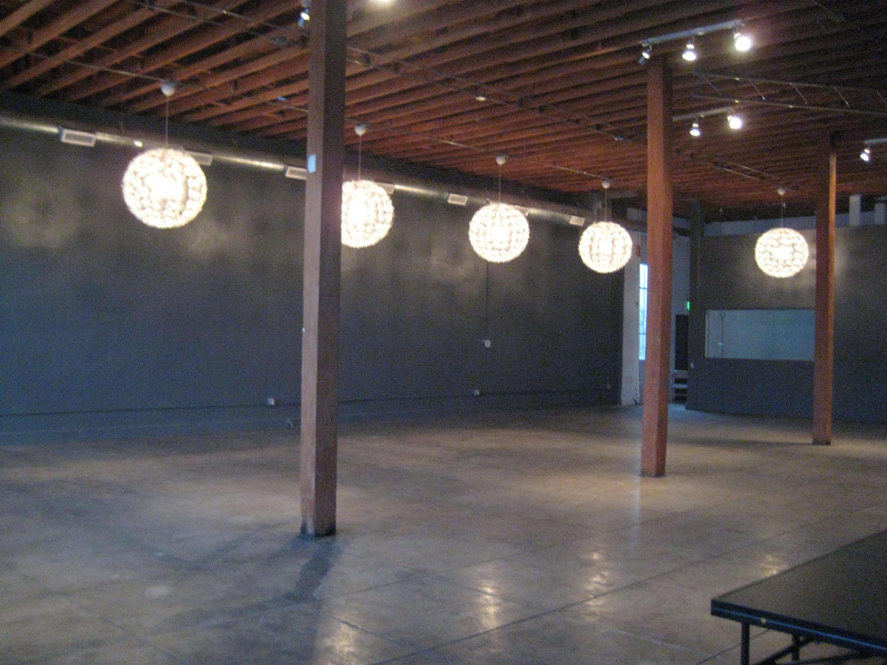 Rooms: Beautiful Warehouse Interior.